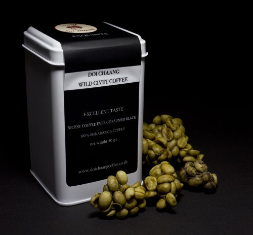 CIVET COFFEE CHANG whole beans product image