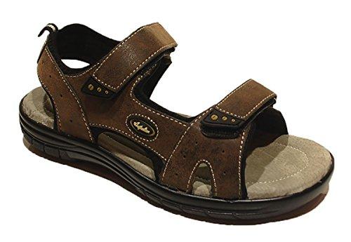 AUSTRALIAN Men's Shoes with Strap Brown KcOmy8