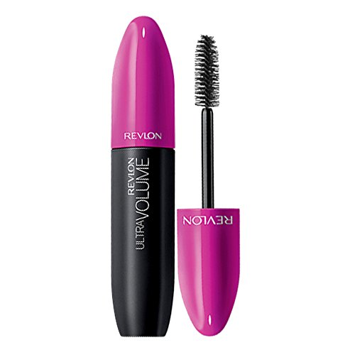 Revlon Ultra Volume Mascara - Waterproof, Blackest Black, 0.28 fl oz