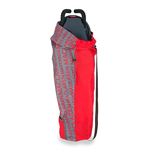 Maclaren Lightweight Storage Bag- Cardinal/Charcoal