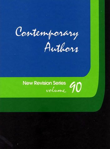 Download Contemporary Authors New Revision, Vol. 90 ebook