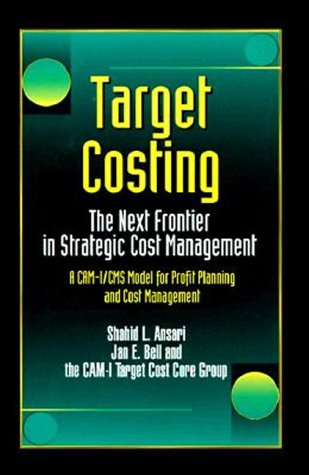 target costing - 2