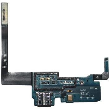 alsatek Repuesto Cable Flex Cargador para Samsung Galaxy ...