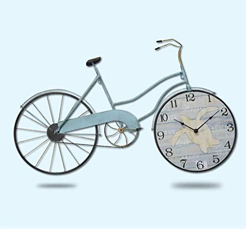 LPC Vintage Viento Industrial Hierro Forjado Reloj De Pared ...