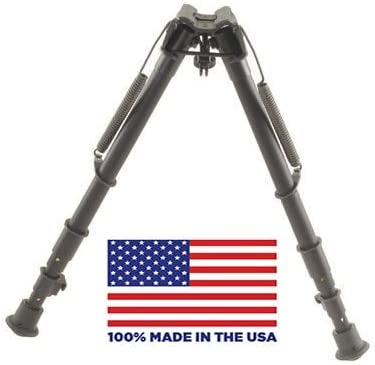 "Harris Bipod HB25 Extends from 12"" to 25"" 410BH6Gx2BOL"