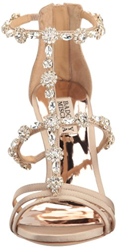 Badgley Mischka Women's Thelma Dress Sandal Nude with mastercard rs5ic