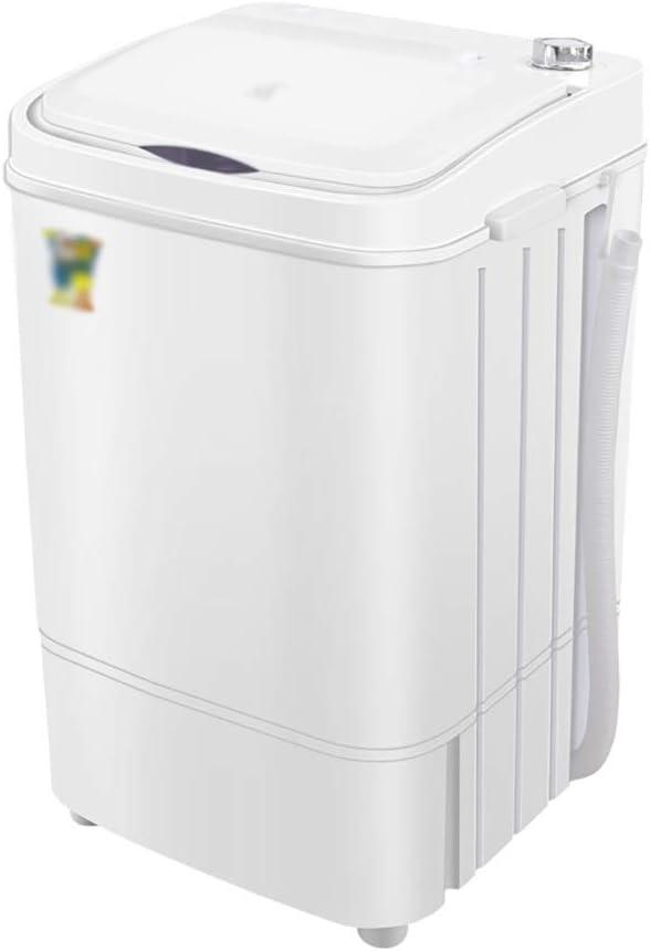 YXWxyj Lavadoras Lavadora Mini portátil, con asa, función de ...