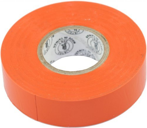 wisdom-28-et60or-2-general-purpose-electrical-tape-roll-60-length-x-3-4-width-orange-pack-of-10-by-w