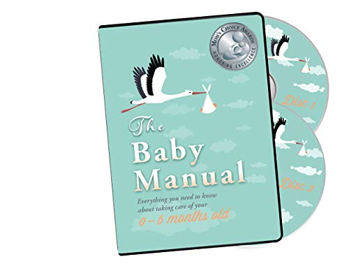 The Baby Manual DVD - Complete Course for New Parents (Newborn Care 0-6 Months)