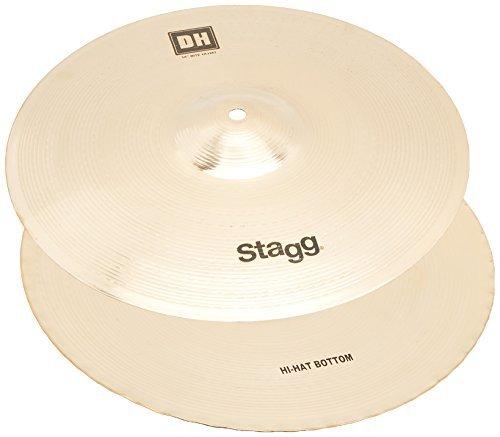 Stagg DH-HB14B 14-Inch DH Bite Hi-Hat Cymbals [並行輸入品]   B07FDW4K76