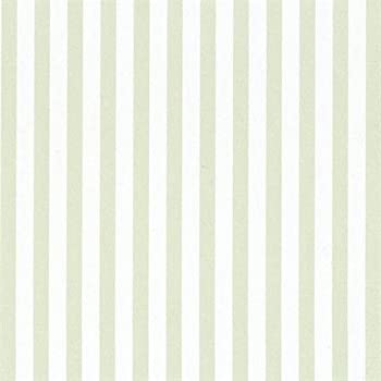 Sy33958 Galerie Stripes 2 Green White Narrow Striped