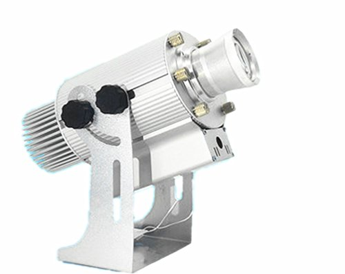 25W LED Gobo Advertising Logo Projector Lamp Light with 1 Color Film (Rotating) by YUCHENGTECH