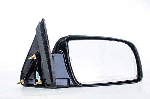 1998 Chevrolet Tahoe Mirror (Dependable Direct Right Passenger Side Unpainted Non-Heated Folding Door Mirror for 88-99 Chevy/GMC C/K 1500 2500, 92-99 Suburban, Yukon)