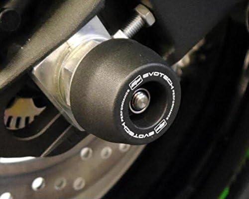 EP Rear Wheel Spindle Sliders to fit Kawasaki Ninja ZX10R Years 2016 to 2019 RR KRT SE -ABS PRN01259