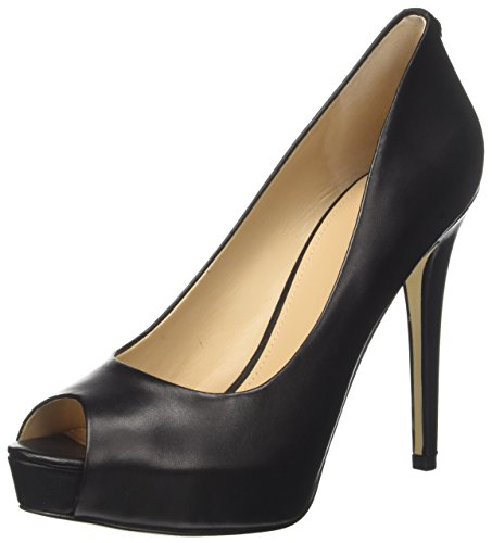 Noir Escarpins Toe Black Dress Noir Black Footwear Femme Guess à Open Plateforme ax84FZqUw