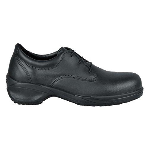 Cofra 11060-000.D36 Beatrice S3 SRC Chaussure de sécurité Taille 36 Noir
