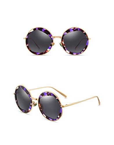 Sunglasses Color Driving C Gafas Driving UV A Gafas de X323 sol sol Polarizer Gafas de zwvp7