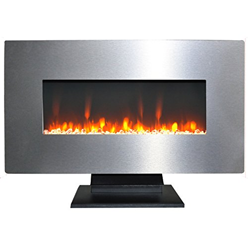 Cheap Hanover Electric Fireplace 36