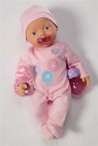 Zapf Creation 801918 - My Little Baby Born, muñeca (incluye ...