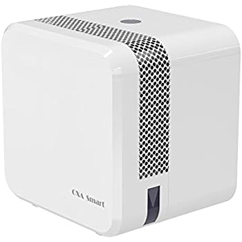 Mini Dehumidifier Electric Ultra Quiet 650ml Home Dehumidifier Auto Off Compact And