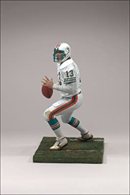 McFarlane Toys NFL Sports Picks Legends Series 3 Action Figure Dan Marino (Miami Dolphins)