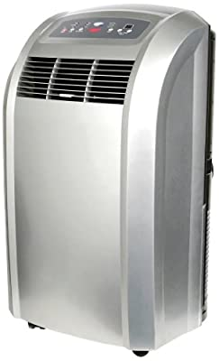 Whynter 12,000 BTU Portable Air Conditioner, Platinum (ARC-12S)
