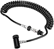 Hose, Valve Hose Paintball Hose for 4500 Psi HPA Systems for Co2 Tanks for 3000 Psi