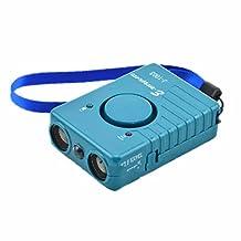 MATOP Pet Ultrasonic Aggressive Dog Repeller Repellent Dog bark control (BLUE)