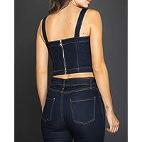 Top Jeans Amaciado
