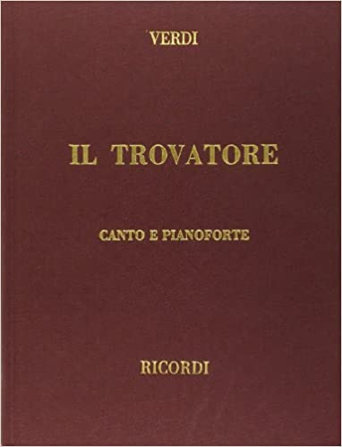 ''FB2'' Il Trovatore: Vocal Score. Select Rumbo stock Derechos Motos share
