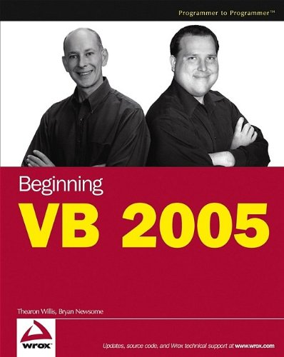 Wrox Beginning Visual Basic 2010 Pdf
