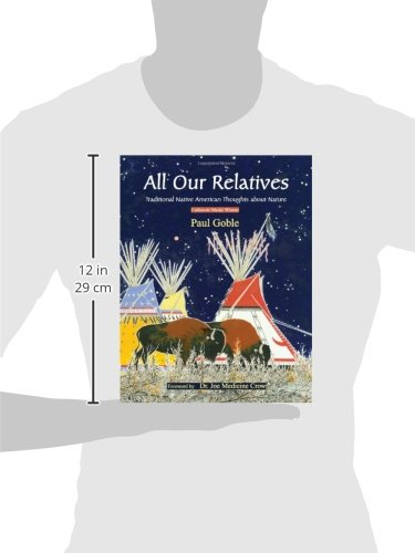 All Our Relatives: Traditional Native American Thoughts about Nature by World Wisdom (Image #1)