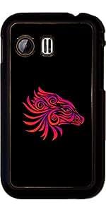 Funda para Samsung Galaxy Y (S5360) - Anmal Tribal by hera56