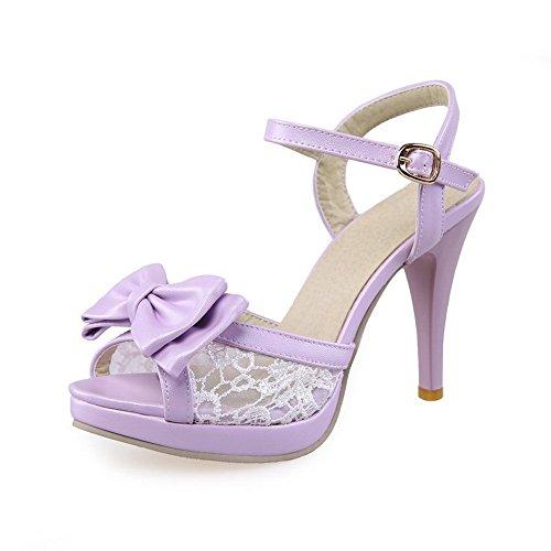 1TO9 MJS03620 Plateforme Violet 36 Femme 5 Violet Inconnu Tq7WnwxT