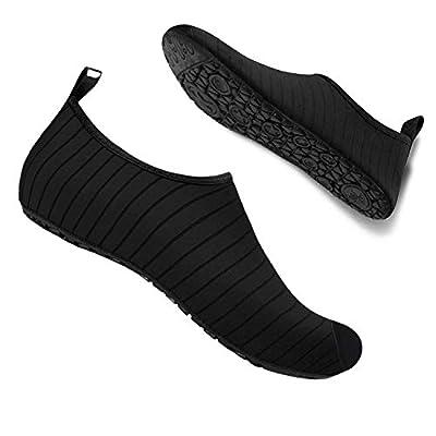 Double Couple Water Shoes Men Women Barefoot Quick-Dry Aqua Shoes Swim Surfing Beach Shoes