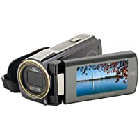 Polaroid ID940-BLK Camcorder 12MP 10X Leumen Video Camera with 2.7-Inch LCD (Black)
