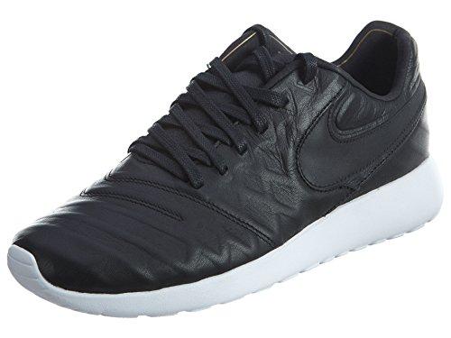 Nike Roshe Tiempo Vi Qs Heren Zwart / Metallic Goud-wit