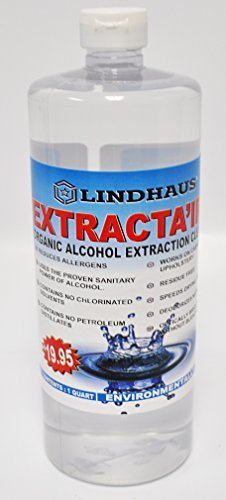 Lindhaus Extracta'ire Organic Alcohol Extraction Cleaner by Lindhaus