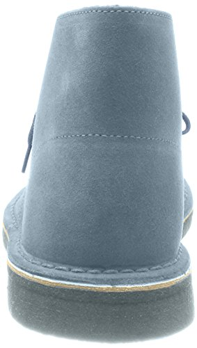 Uomo Blu grey Boot blue Clarks Stivali Desert Boots