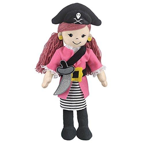 Wild Life Artist Pirate Girl, Pink ()