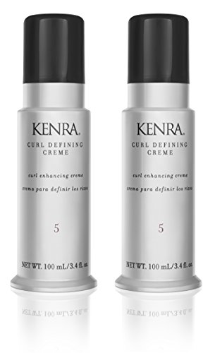 - Kenra Curl Defining Cream #5, 3.4-Ounce (2-Pack)