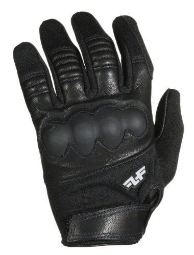 Operator Black Law Enforcement Short (Line of Fire Operator Gloves, Black,)