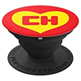 El Chapulin Colorado Chespirito - PopSockets Grip and Stand for Phones and Tablets