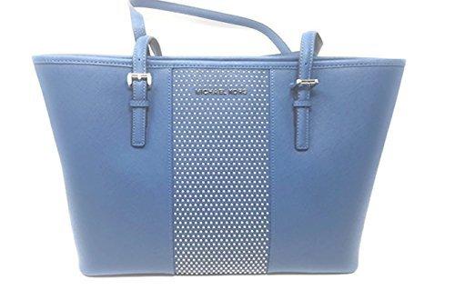 Michael Kors Blue Handbag - 4