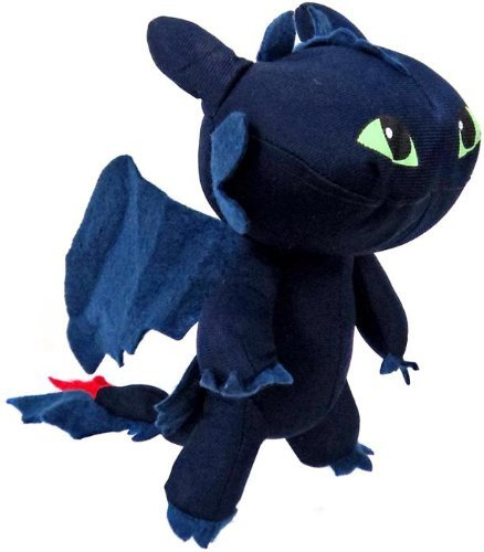 How to Train Your Dragon 2 Plush Movie 7 Inch Plush 2 Toothless by Unknown by Unknown 1fb7ee