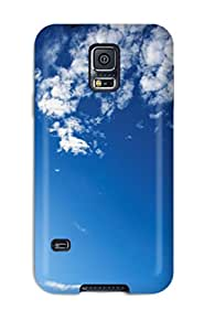 Evelyn C. Wingfield's Shop For Galaxy S5 Premium Tpu Case Cover Limweichun Sky Protective Case