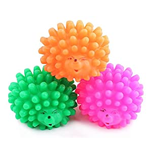 low-cost New Dog Sound Hedgehog Toy Pet Colorful Size Vinyl Anti-Bite Molar Educational Toys