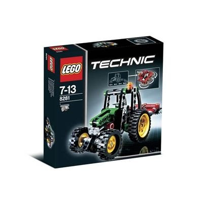 LEGO: Technic Mini Tractor