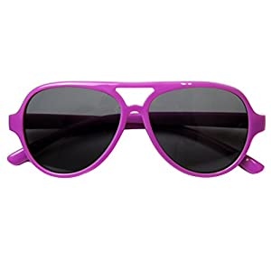 MFS-Aviators-120mm-Lil' Aviators-(Polarized)-Fuchsia-1 Pack
