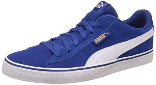 Blue Blue Blue Sneakers White puma Basses true Mixte Adulte 1948 Puma Bleu 08 Vulc 8EZxvFqwp